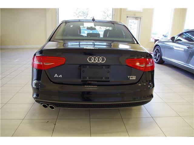 2014 Audi A4 S-LINE TECHNIK LOADED (Stk: 1713) in Edmonton - Image 7 of 13