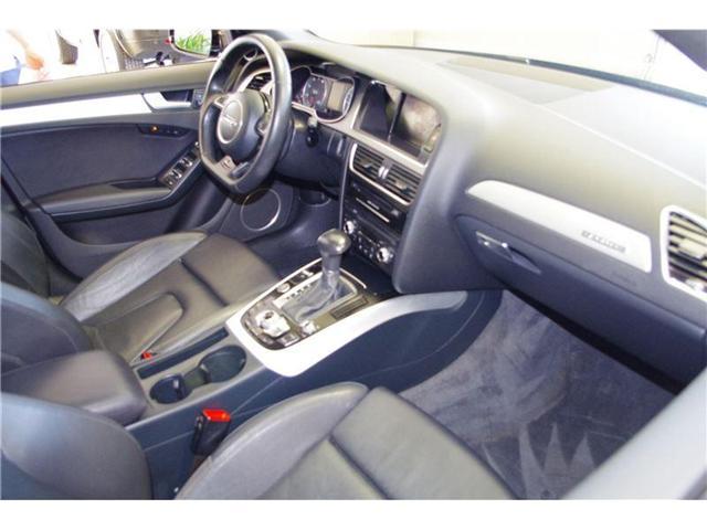2014 Audi A4 S-LINE TECHNIK LOADED (Stk: 1713) in Edmonton - Image 10 of 13