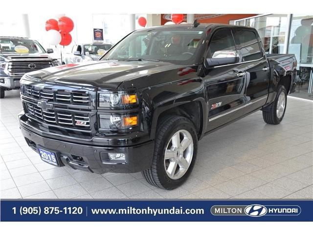 2015 Chevrolet Silverado 1500  3GCUKSEC4FG389594 389594 in Milton