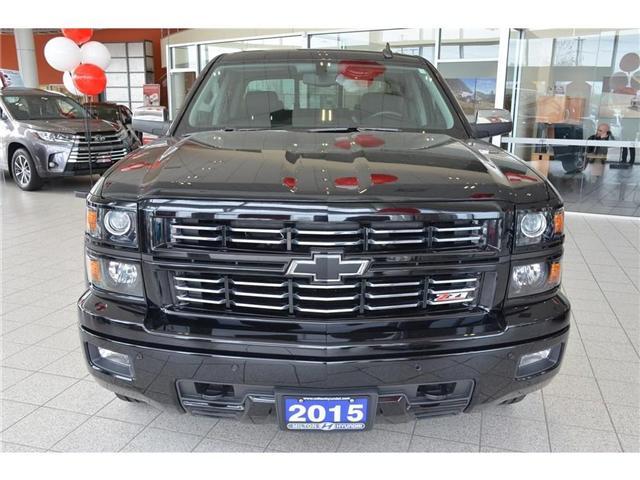 2015 Chevrolet Silverado 1500  (Stk: 389594) in Milton - Image 2 of 36