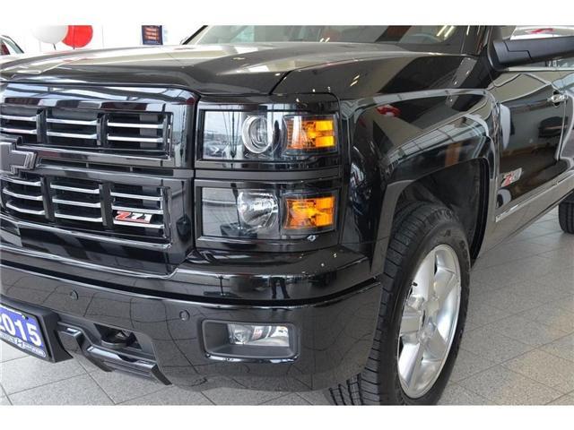 2015 Chevrolet Silverado 1500  (Stk: 389594) in Milton - Image 34 of 36
