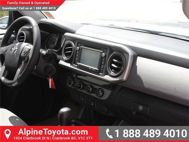 2018 Toyota Tacoma SR5 (Stk: X033117) in Cranbrook - Image 11 of 17