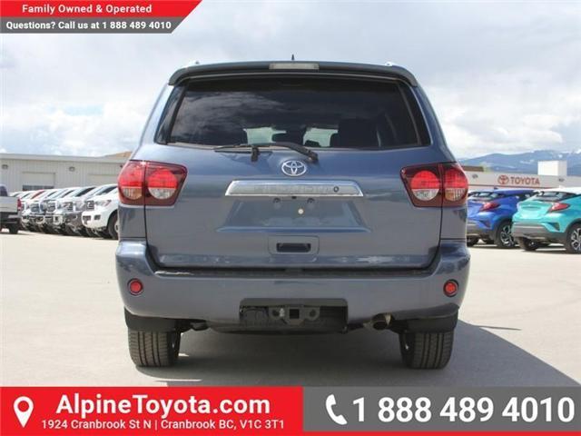 2018 Toyota Sequoia Limited 5.7L V8 (Stk: S161002) in Cranbrook - Image 4 of 19