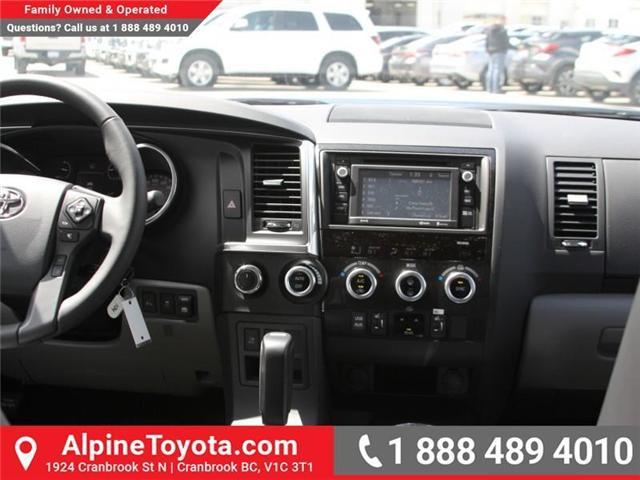 2018 Toyota Sequoia Limited 5.7L V8 (Stk: S161002) in Cranbrook - Image 10 of 19