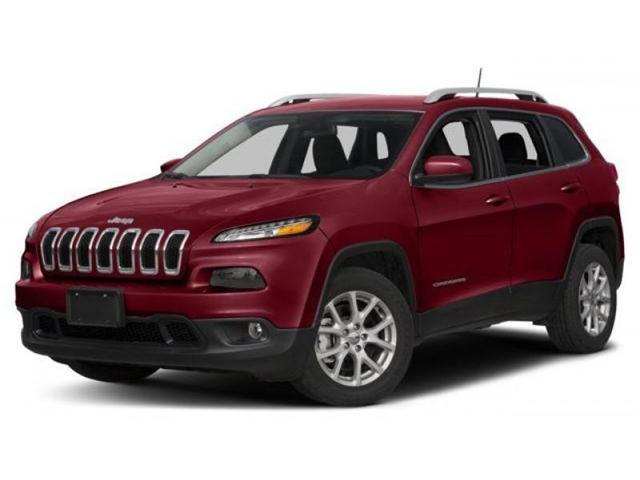 2017 Jeep Cherokee North (Stk: RT050A) in  - Image 1 of 1