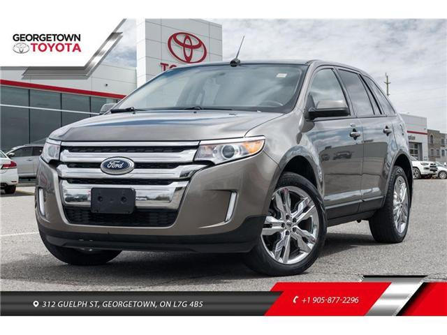 2013 Ford Edge SEL (Stk: 13-23453) in Georgetown - Image 1 of 20