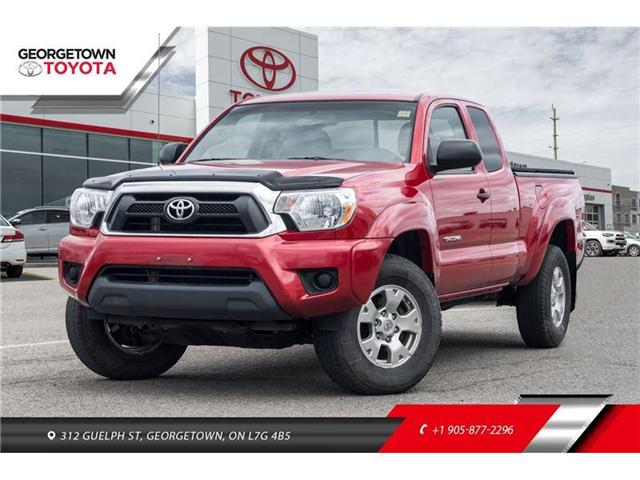 2013 Toyota Tacoma Base V6 (Stk: 13-81738) in Georgetown - Image 1 of 20