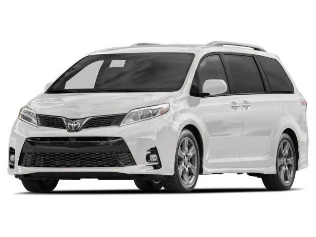 2018 Toyota Sienna LE 7-Passenger (Stk: 198224) in Milton - Image 1 of 2