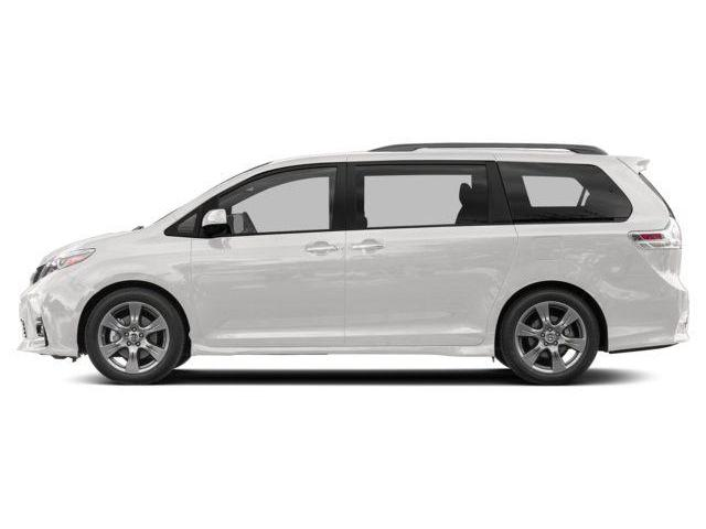 2018 Toyota Sienna LE 7-Passenger (Stk: 198224) in Milton - Image 2 of 2