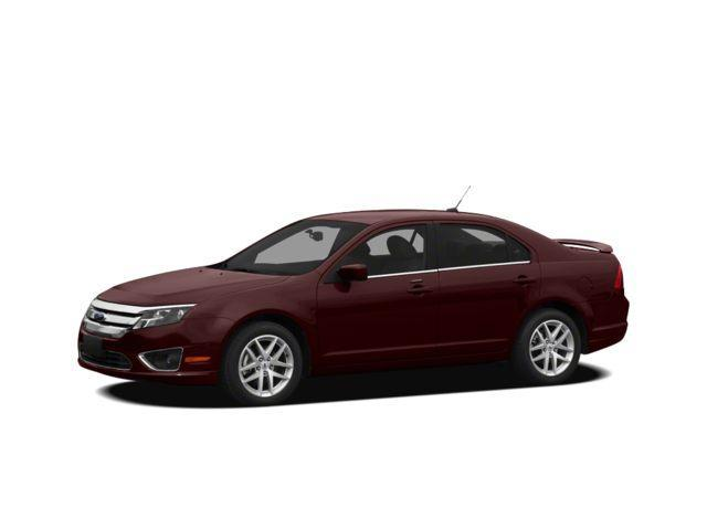 2012 Ford Fusion SEL (Stk: 128281) in Coquitlam - Image 1 of 1
