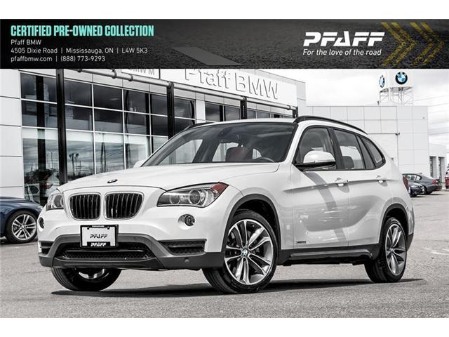 2013 BMW X1 xDrive35i (Stk: 20624A) in Mississauga - Image 1 of 21