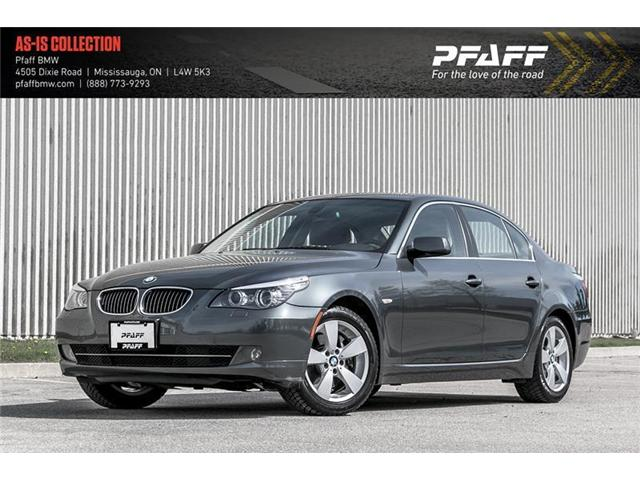 2008 BMW 528 xi (Stk: U4733A) in Mississauga - Image 1 of 20