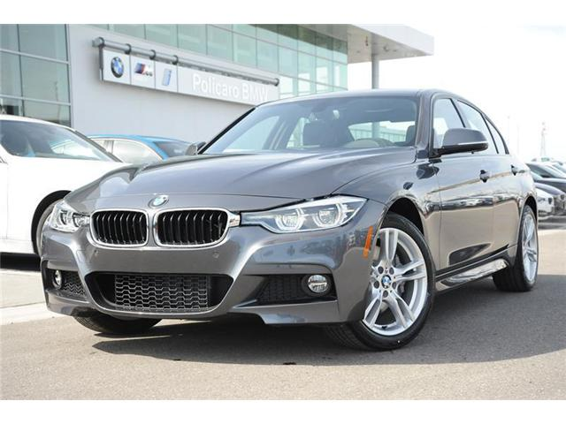 2018 BMW 330 i xDrive (Stk: 8B35431) in Brampton - Image 1 of 12