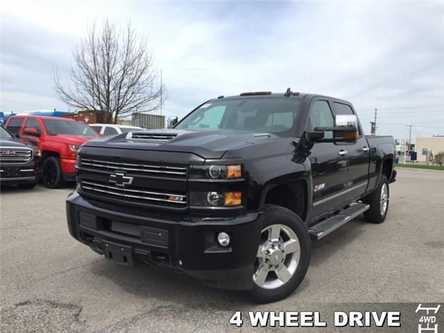 2018 Chevrolet Silverado 2500HD LT (Stk: F208705) in Newmarket - Image 1 of 30