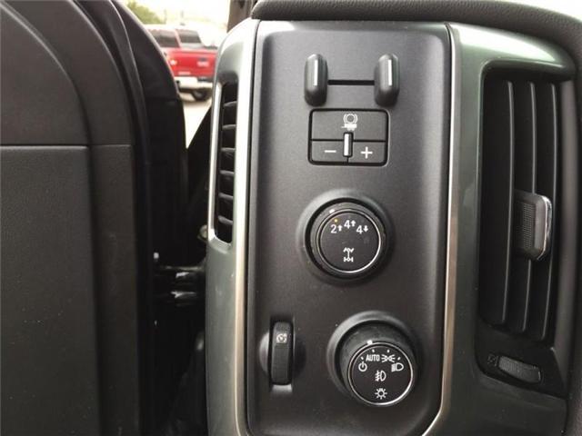 2018 Chevrolet Silverado 2500HD LT (Stk: F208705) in Newmarket - Image 19 of 30