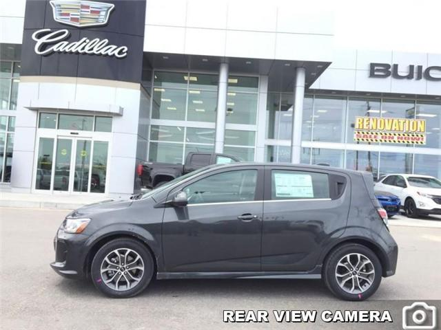 2018 Chevrolet Sonic LT Auto (Stk: 4126830) in Newmarket - Image 2 of 30