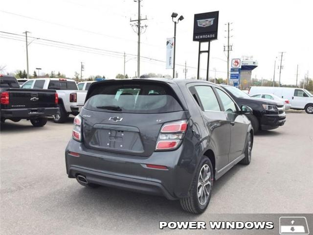 2018 Chevrolet Sonic LT Auto (Stk: 4126830) in Newmarket - Image 5 of 30