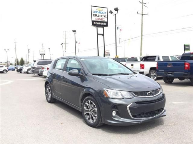 2018 Chevrolet Sonic LT Auto (Stk: 4126830) in Newmarket - Image 7 of 30
