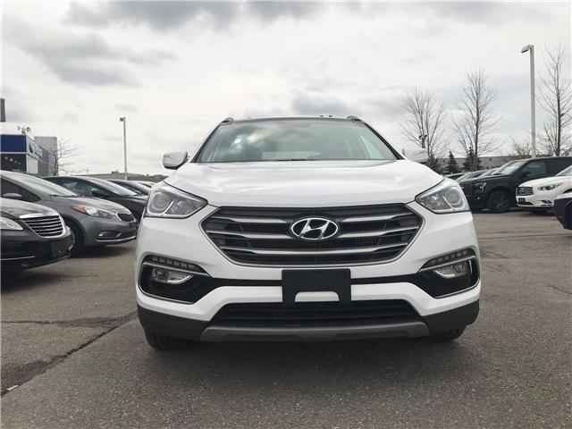 2017 Hyundai Santa Fe Sport 2.4 SE (Stk: 28707) in Brampton - Image 2 of 21