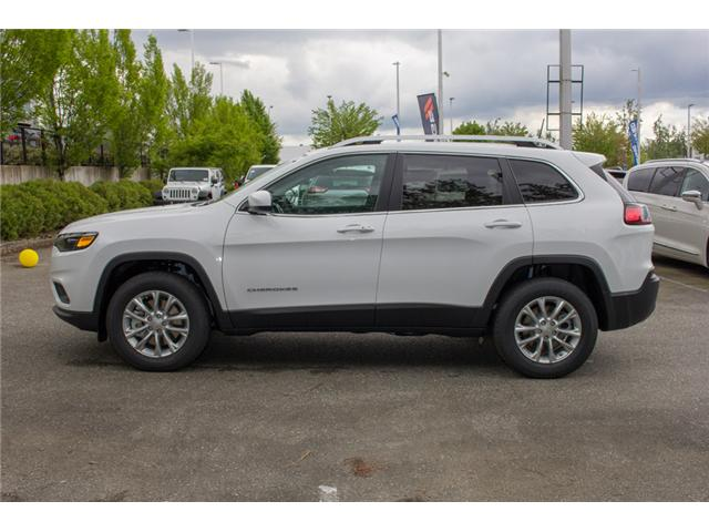 2019 Jeep Cherokee North (Stk: K178686) in Abbotsford - Image 4 of 27