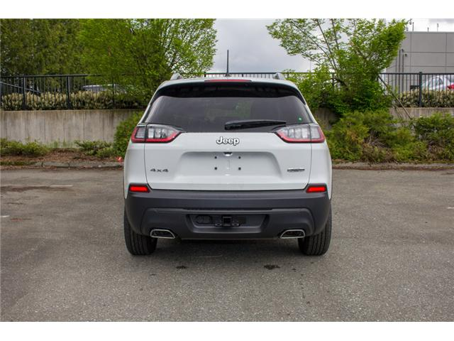 2019 Jeep Cherokee North (Stk: K178686) in Abbotsford - Image 6 of 27