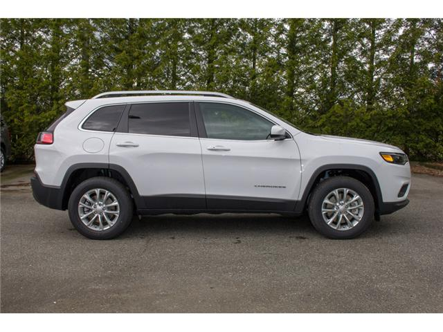2019 Jeep Cherokee North (Stk: K178686) in Abbotsford - Image 8 of 27