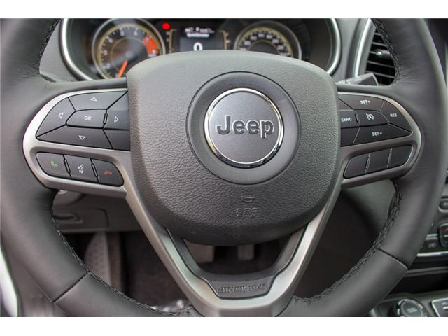 2019 Jeep Cherokee North (Stk: K178686) in Abbotsford - Image 20 of 27