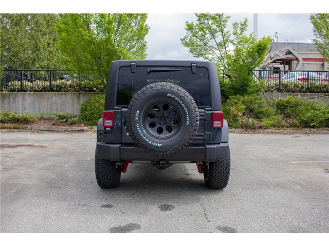 2018 Jeep Wrangler JK Unlimited Sport (Stk: J820437) in Abbotsford - Image 5 of 23