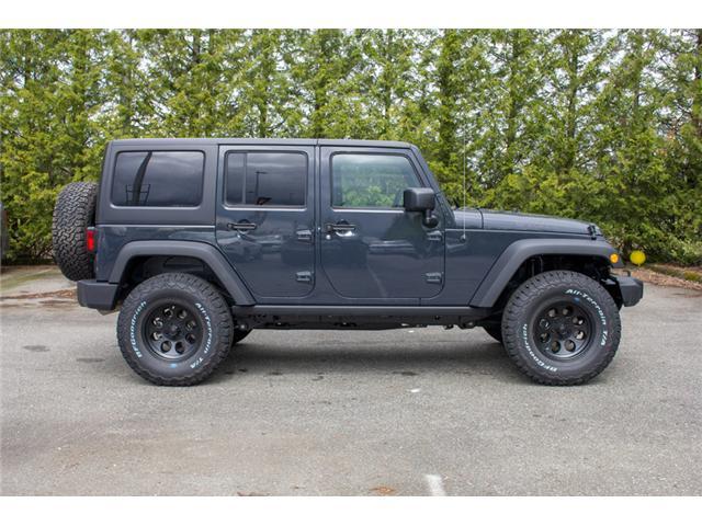 2018 Jeep Wrangler JK Unlimited Sport (Stk: J820437) in Abbotsford - Image 7 of 23