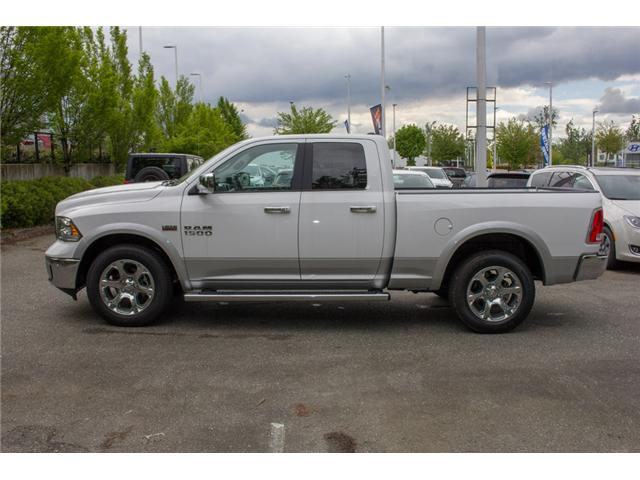 2017 RAM 1500 Laramie (Stk: H648022) in Abbotsford - Image 4 of 27