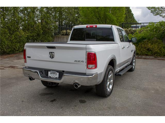 2017 RAM 1500 Laramie (Stk: H648022) in Abbotsford - Image 7 of 27