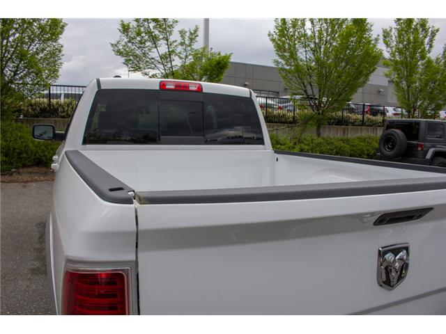 2017 RAM 1500 Laramie (Stk: H648022) in Abbotsford - Image 11 of 27