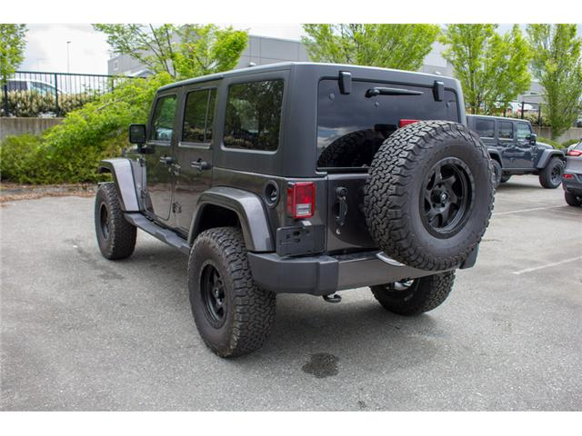 2017 Jeep Wrangler Unlimited Sahara (Stk: AG0819) in Abbotsford - Image 5 of 25