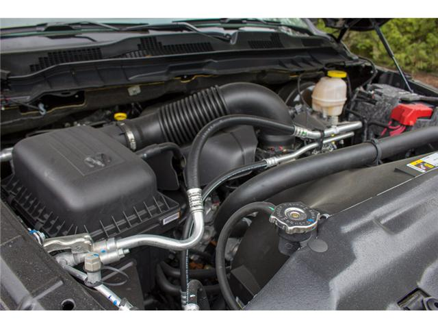 2018 RAM 1500 ST (Stk: J158397) in Abbotsford - Image 9 of 20