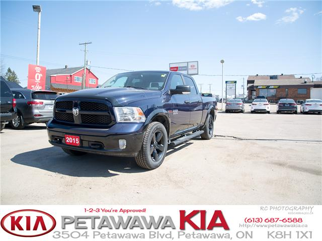 2015 RAM 1500 SLT (Stk: P0005) in Petawawa - Image 2 of 23