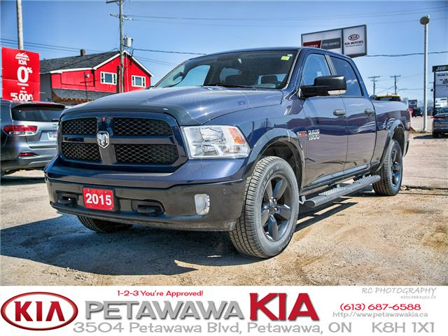 2015 RAM 1500 SLT (Stk: P0005) in Petawawa - Image 1 of 23