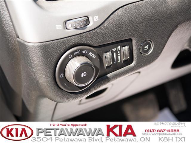 2016 Jeep Cherokee Overland (Stk: P0011) in Petawawa - Image 15 of 30
