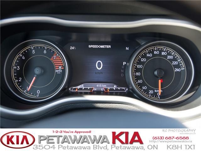 2016 Jeep Cherokee Overland (Stk: P0011) in Petawawa - Image 16 of 30