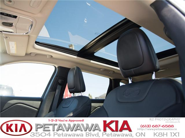 2016 Jeep Cherokee Overland (Stk: P0011) in Petawawa - Image 20 of 30