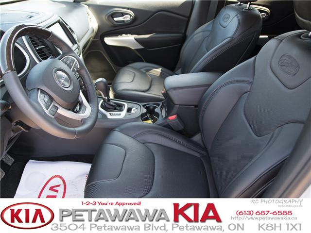 2016 Jeep Cherokee Overland (Stk: P0011) in Petawawa - Image 28 of 30