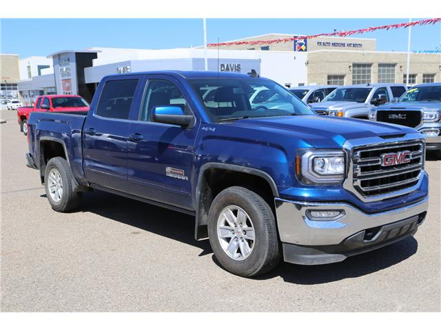 2017 GMC Sierra 1500 SLE (Stk: 154274) in Medicine Hat - Image 1 of 16