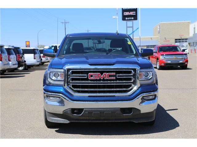 2017 GMC Sierra 1500 SLE (Stk: 154274) in Medicine Hat - Image 2 of 16