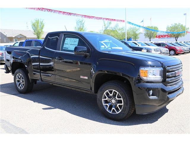 2018 GMC Canyon All Terrain (Stk: 158101) in Medicine Hat - Image 1 of 28