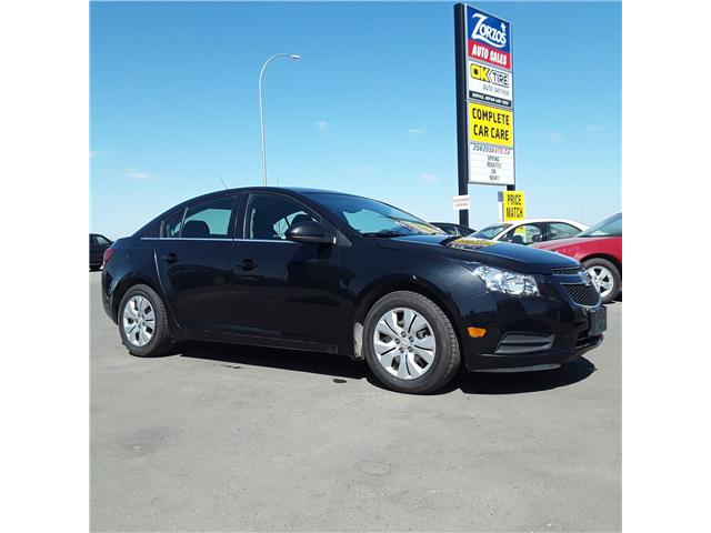2012 Chevrolet Cruze LT Turbo (Stk: P229) in Brandon - Image 1 of 8