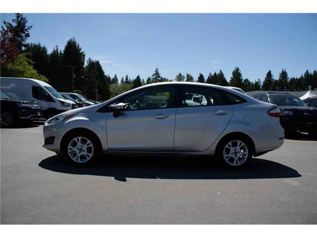 2016 Ford Fiesta SE (Stk: 7F27358A) in Surrey - Image 4 of 25