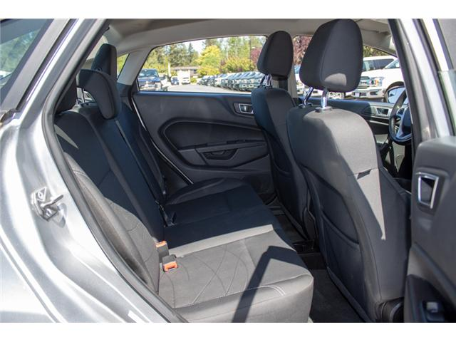 2016 Ford Fiesta SE (Stk: 7F27358A) in Surrey - Image 14 of 25