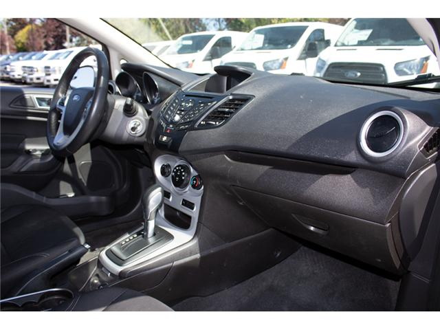 2016 Ford Fiesta SE (Stk: 7F27358A) in Surrey - Image 18 of 25