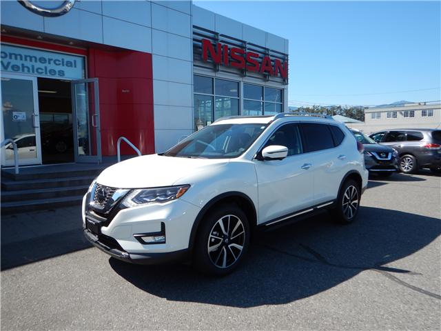2018 Nissan Rogue SL (Stk: N85-9654) in Chilliwack - Image 1 of 1