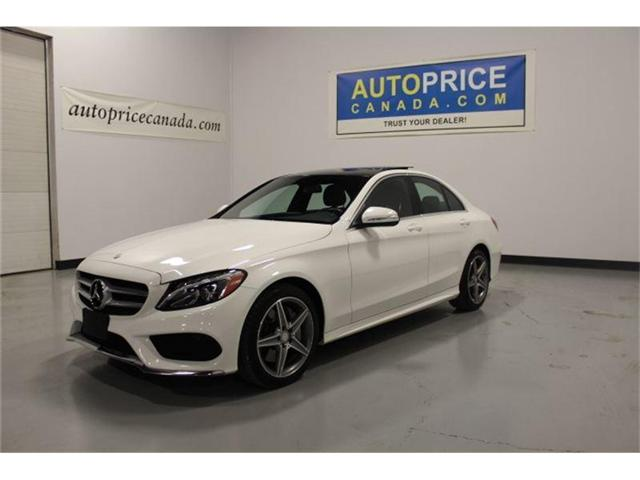 2015 Mercedes-Benz C-Class Base (Stk: H9508) in Mississauga - Image 2 of 23