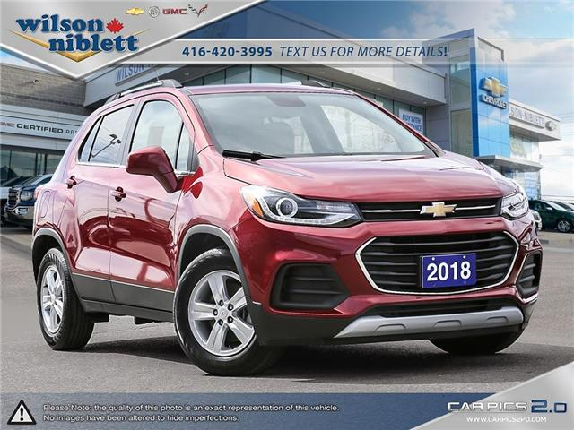 2018 Chevrolet Trax LT (Stk: P120624) in Richmond Hill - Image 1 of 29